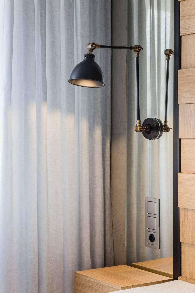 Aranżacja wnętrz w stylu soft loft / Zawicka ID