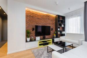 Mieszkanie dla Singla, ZawickaID, Projektowanie i Aranżacja Wnętrz