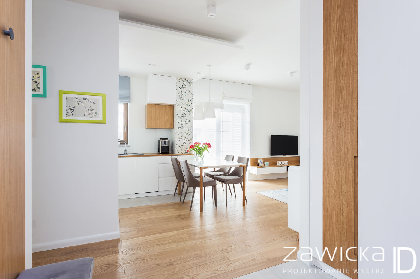 3 pokoje 63 m2 / Zawicka-ID