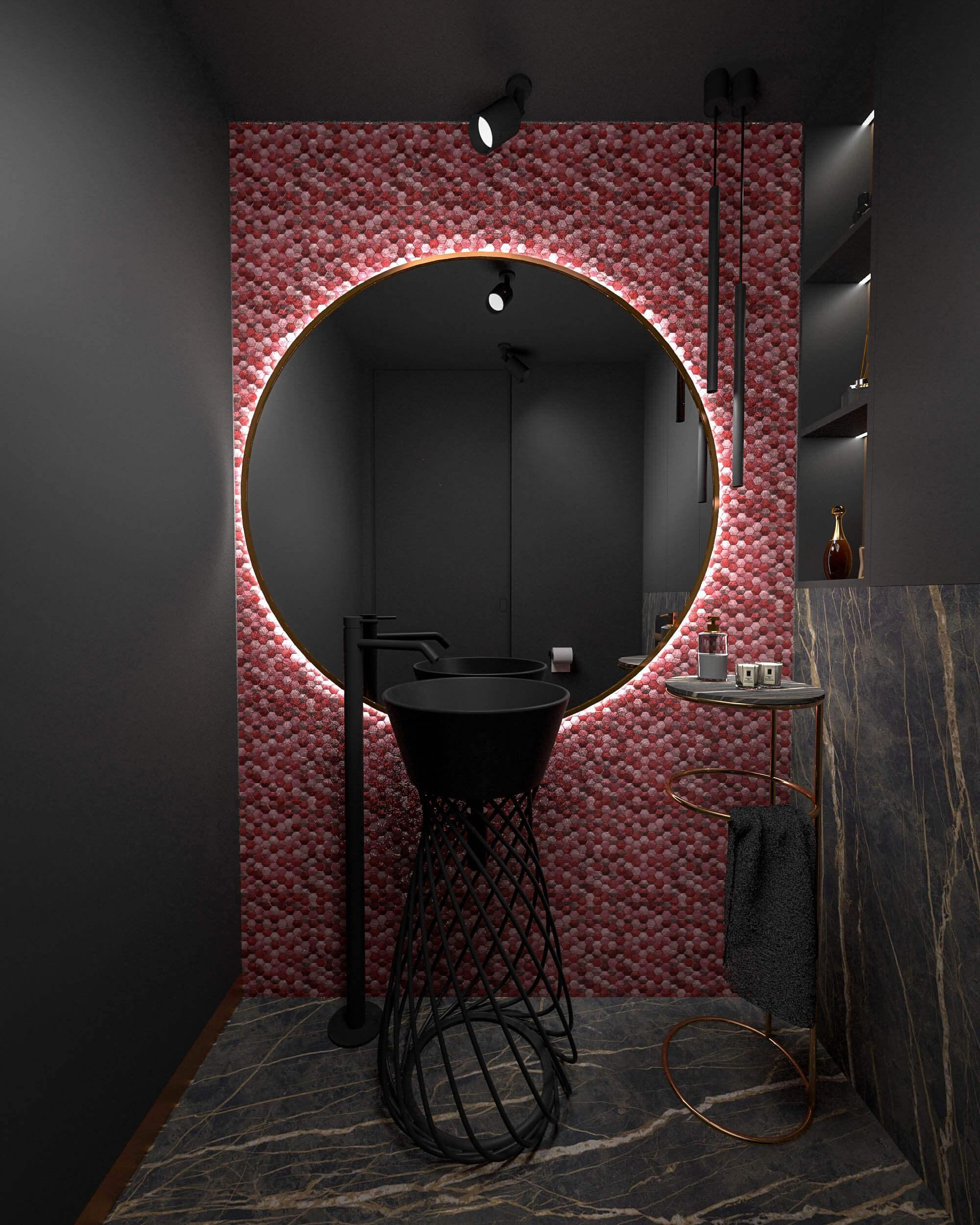 łazienka aranżacja domu