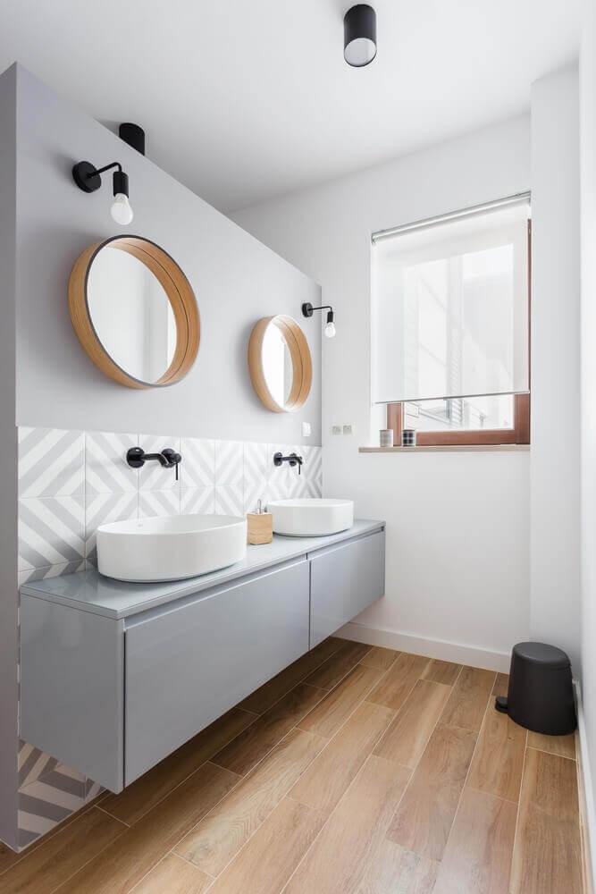 łazienka - usługi remontowe