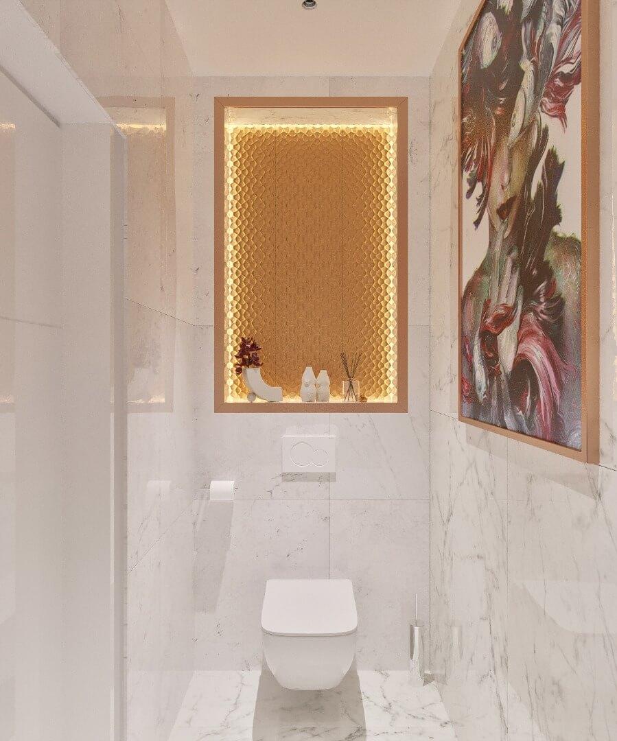 warszawa łazienka apartament