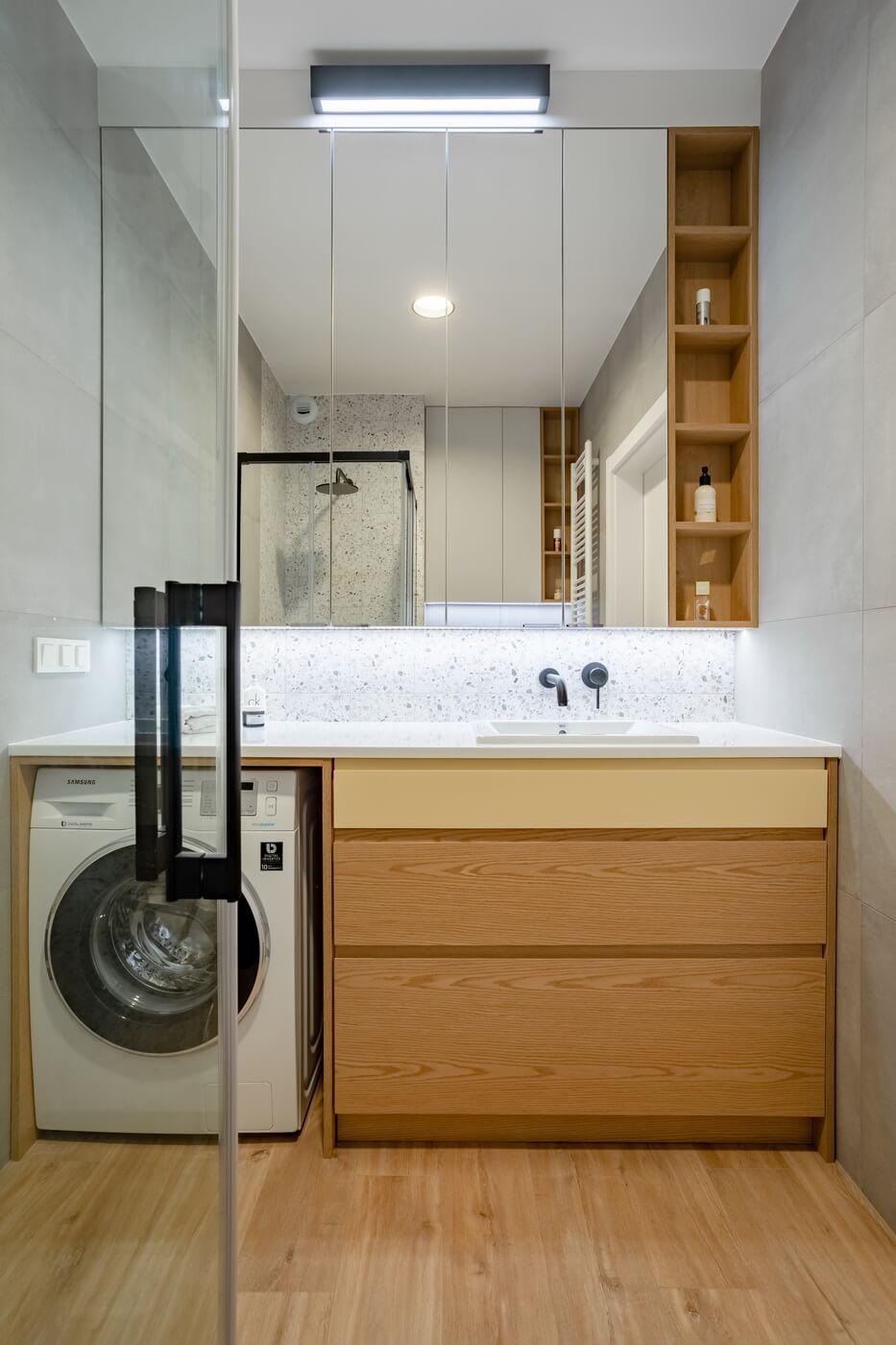 łazienka projekt warszawa