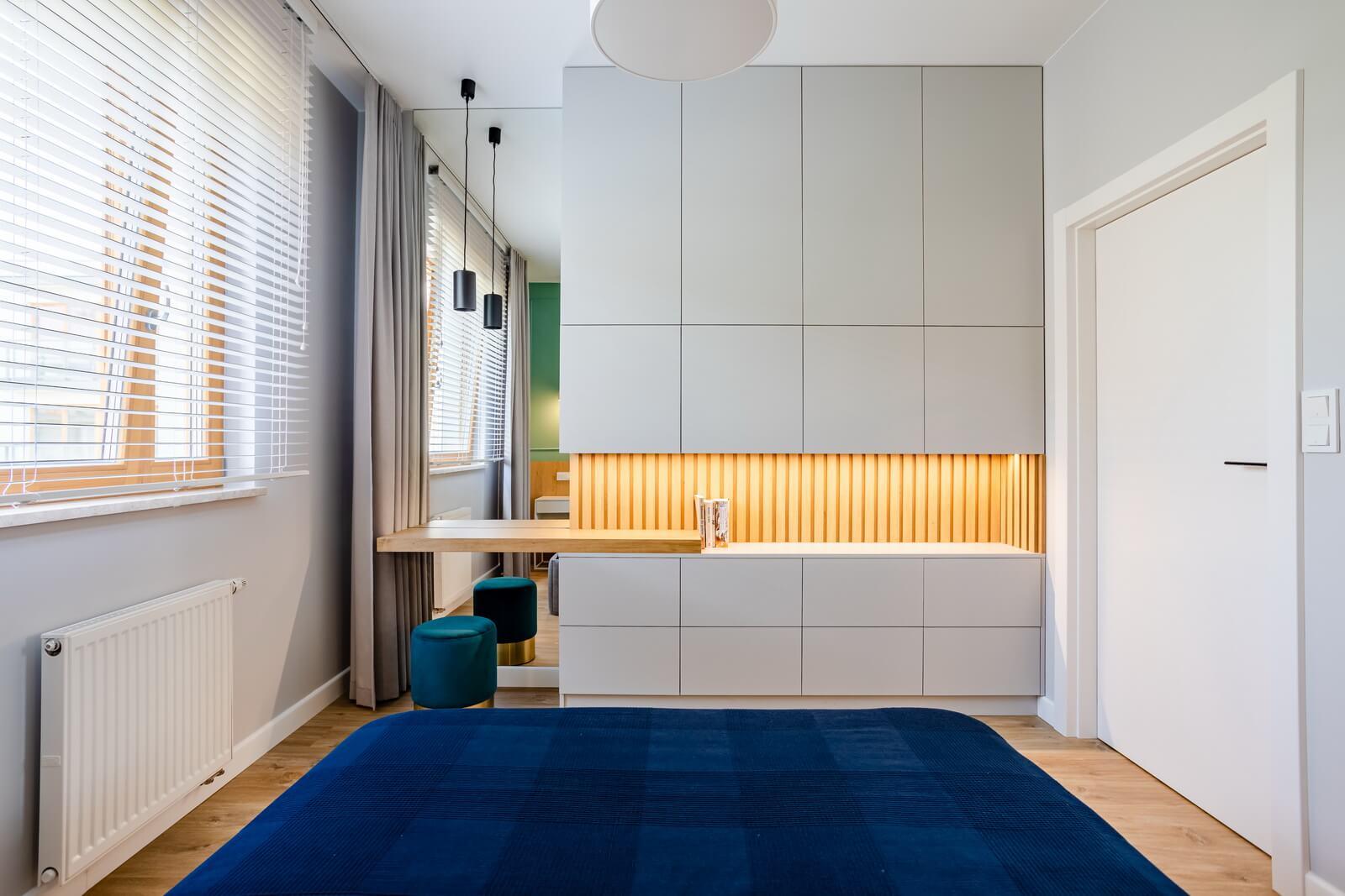 projekt mieszkanie 50m2